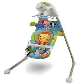 Гойдалка Африка Fisher Price
